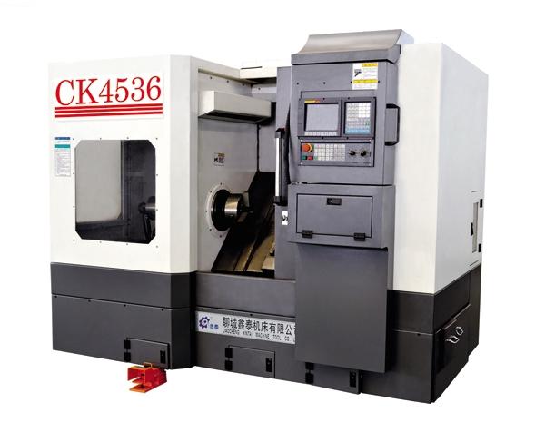 CK4536 CNC Lathe